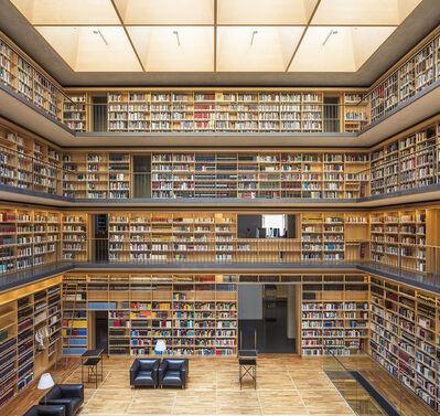 Reinhard Gorner, 'Study Center, Duchess Anna Amalia Library, Weimar, Germany', 2017