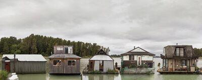 Kevin Lanthier, 'Floating Homes', 2016