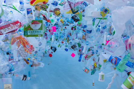 Zi Xi Tan, 'Plastic Ocean', 2016