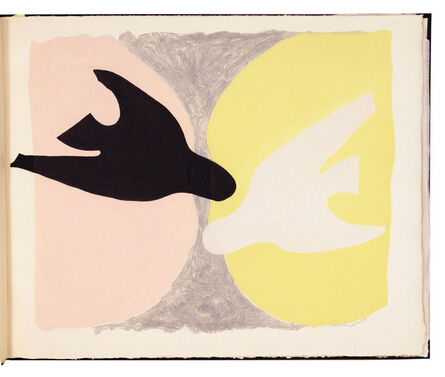 Georges Braque, 'L'Ordre des Oiseaux', 1962