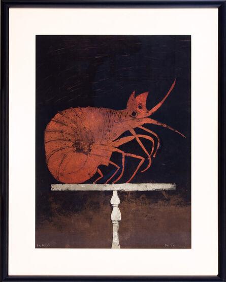Rufino Tamayo, 'Langosta', 1973
