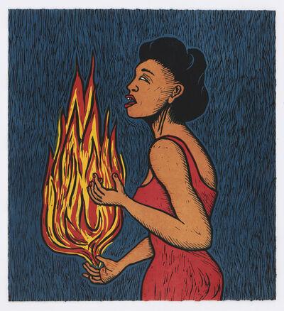 Alison Saar, 'Torch Song', 2019