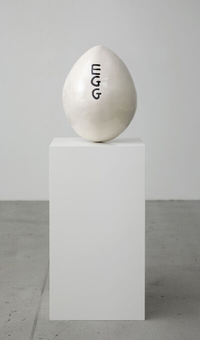 David Shrigley, 'Egg (6)', 2011