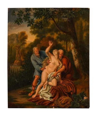 Willem van Mieris, 'Susannah and the Elders'