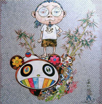 Takashi Murakami, 'I Met A Panda Family', 2013