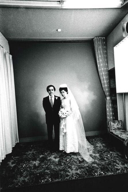 Nobuyoshi Araki, 'Untitled (Wedding), from the series Sentimental Journey', 1971