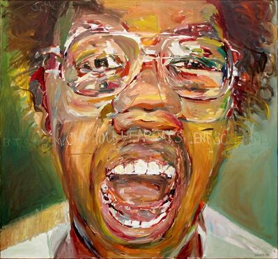 Beverly McIver, 'Can You Hear My Silent Scream?', 2004