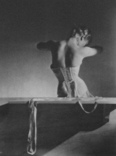 Horst P. Horst, 'Mainbocher Corset', 1939
