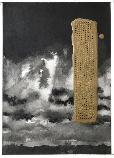 Mireille Robbe, 'Agitation Alignée III', 2020