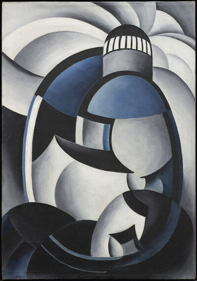 Ida O'Keeffe, 'Variation on a Lighthouse Theme II', ca. 1931-32