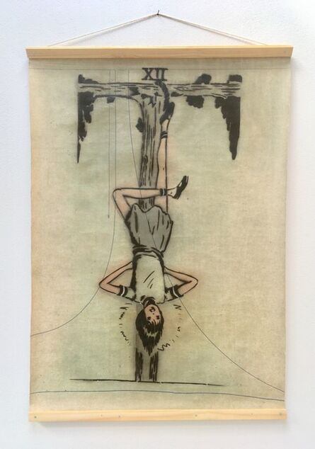 Mando Marie, 'THE HANGED MAN', 2019