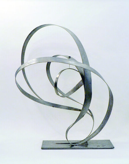 Beverly Pepper, 'Early Sculpture with Kinetic Element', ca. 1960