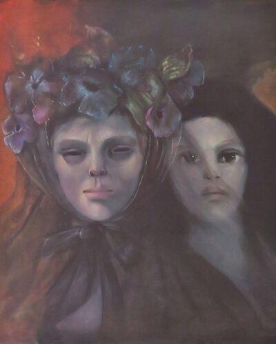 Leonor Fini, 'Carmilla #3', 1983