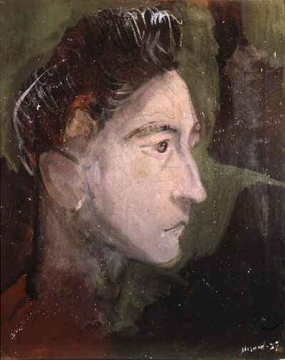Christian Berard, 'Jean Cocteau, 1889-1963', 1927
