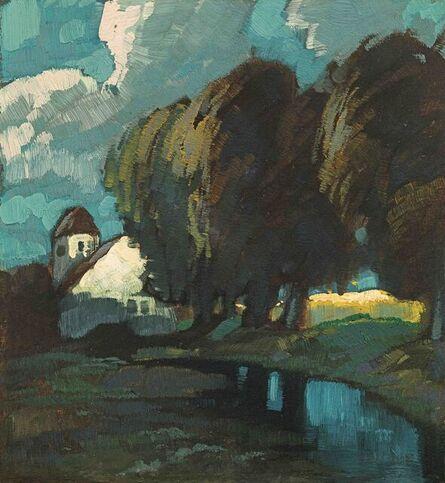 Oskar Mulley, 'Late Summer', ca. 1920