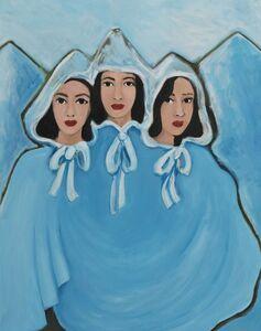 Becky Kolsrud, 'Three Graces', 2018