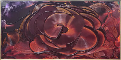 Joseph Drapell, 'Mona Lisa', 1986
