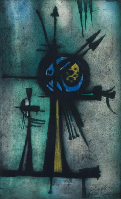 Geoffrey Clarke, 'Study for Sculpture', 1956