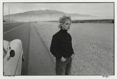 Danny Lyon, 'Stephanie, Sandoval County, New Mexico', 1970