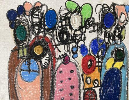 Taher Jaoui, 'Marionetas', 2021