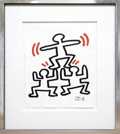 Keith Haring, 'Winner', 1982