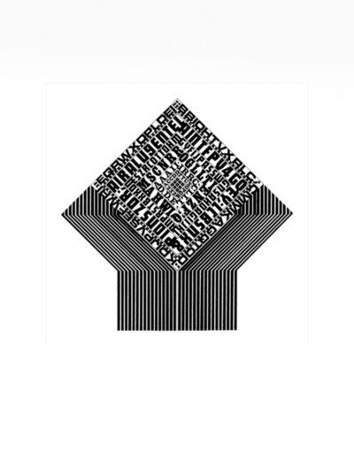 Michael Morris, 'City Deluxe 5', 1968 / 2012