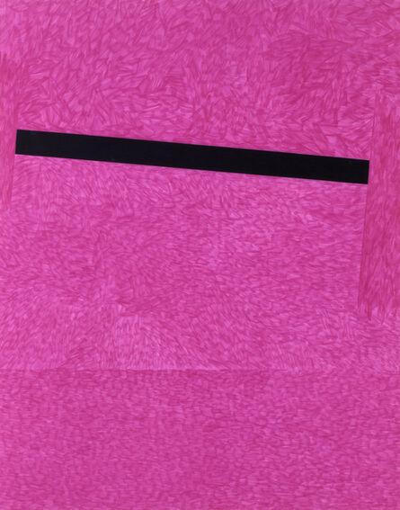 Stephen Antonakos, 'Untitled Drawing, N#6', 1988