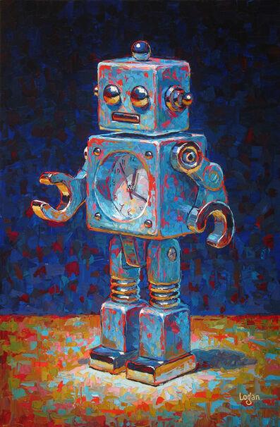Raymond Logan, 'J's Tokibot', 2016