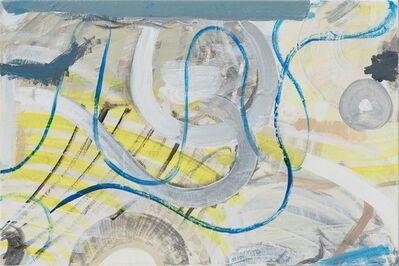 Ji Dachun 季大纯, ' Draw Blue Line', 2016