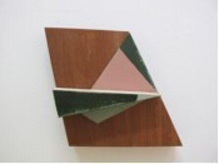 Nuno Sousa Vieira, 'Pintura a Três Cores Corrigida # 1', 2013