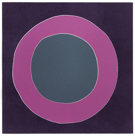 Terry Frost, 'Orchard Tambourine B, (7c)', 2002