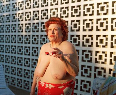 Nadia Lee Cohen, 'Carol, The Valley, Los Angeles', N. D.