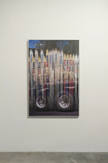 Peter Sutherland, 'No Friends on a Powder', 2015