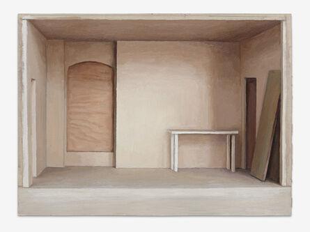 Albrecht Schäfer, 'Interieur V', 2016
