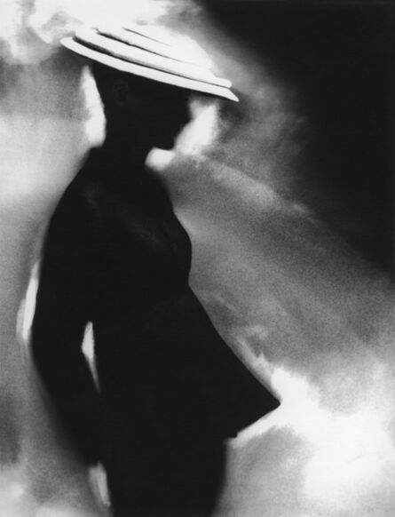 Lillian Bassman, 'Tunic Suit, Sunny Harnett', 1955