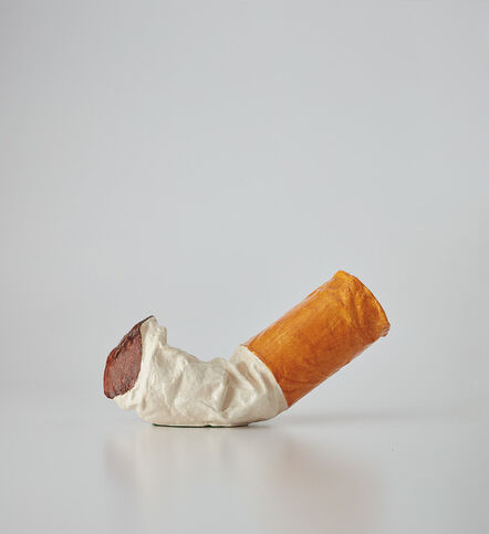 Claes Oldenburg, 'Fagend Study', Conceived in 1968 and 1976