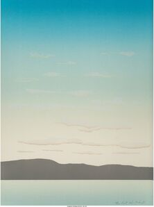 Robert Andrew Parker, 'Sunrise from America the Third Century', 1976