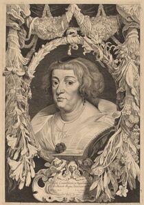 Pieter van Sompel and Attributed to Pieter Claesz Soutman after Sir Anthony van Dyck, 'Marie de Medici'