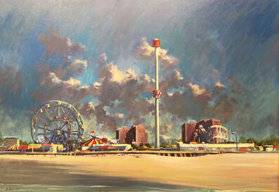 Derek Buckner, 'Coney Island', 2008