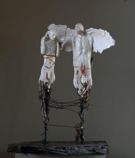 Carl Dahl, 'Man and Angel', 2020