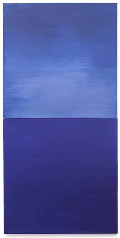 Joe Goode, 'Ocean Blue #113'