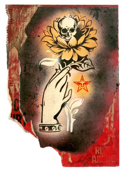 Shepard Fairey, 'Crisis is Bloom', 2018