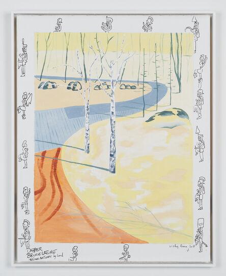 Dapper Bruce Lafitte, 'Outside the balcony', 2018