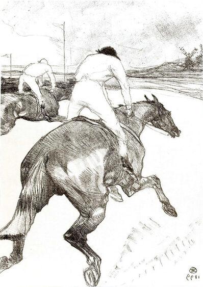 Henri de Toulouse-Lautrec, 'Le jockey', 1899