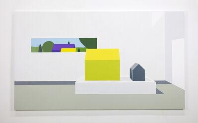 Iku Harada, 'HOUSE - WHITE CUBE 2015 redecoration', 2015