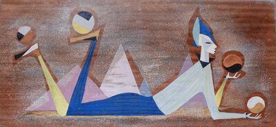 William McBride, Jr., 'Untitled (Juggler)', ca. 1950