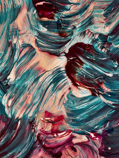 Jill Greenberg, '160128 Painting 015 - Edition 1/1', 2016