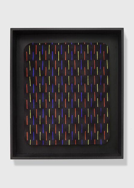 Giulio Frigo, 'Drunk pixel (anamorfosi)', 2018