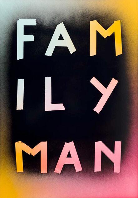 Marc Bijl, 'Family Man', 2015