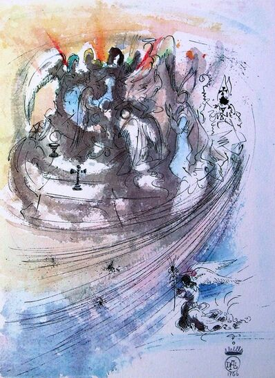 Salvador Dalí, 'Paternoster Suite - Hallowed Be Thy Name…', 1966